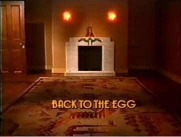 Back to the Egg (TV pr...