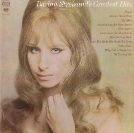 <i>Barbra Streisands Greatest Hits</i> 1970 greatest hits album by Barbra Streisand