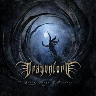 <i>Black Wings of Destiny</i> album by Dragonlord