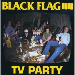 <i>TV Party</i> (EP) 1982 EP by Black Flag