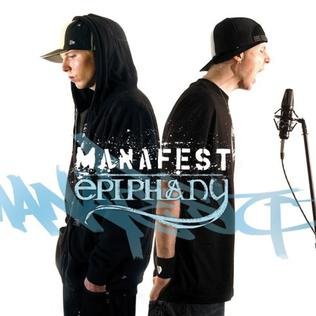 <i>Epiphany</i> (Manafest album) 2005 studio album by Manafest