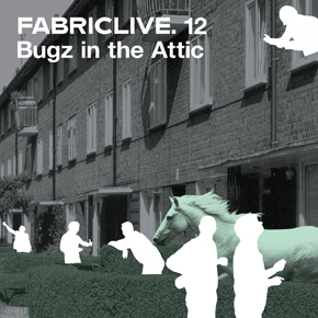 <i>FabricLive.12</i> 2003 compilation album by Bugz in the Attic