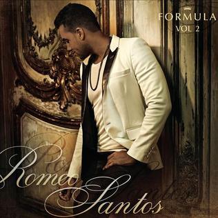 <i>Formula, Vol. 2</i> 2014 studio album by Romeo Santos