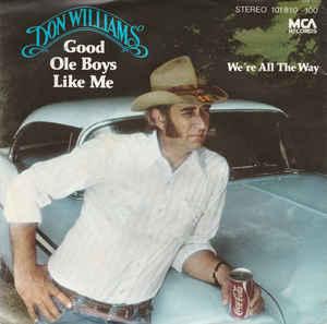 Good Ole Boys Like Me