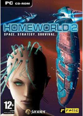 Picture of a game: Homeworld 2