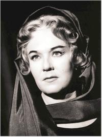 Ingrid Bjoner singer