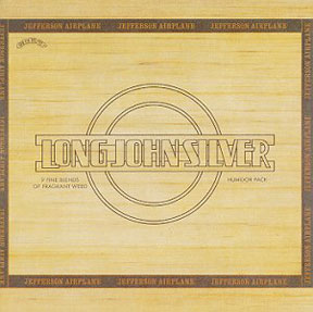 <i>Long John Silver</i> (album) 1972 studio album by Jefferson Airplane