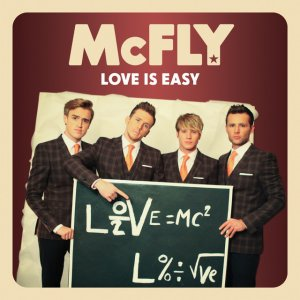 Love Is Easy (McFly song) 2012 single by McFly