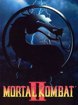 Picture of a game: Mortal Kombat II