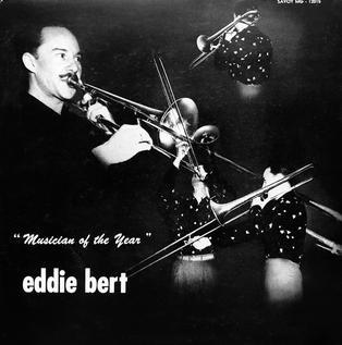 <i>Musician of the Year</i> 1955 studio album by Eddie Bert