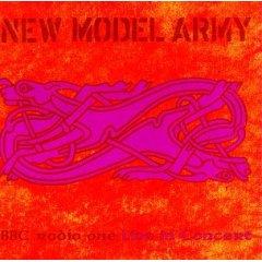 <i>BBC Radio One Live in Concert</i> (New Model Army album) 1994 live album by New Model Army