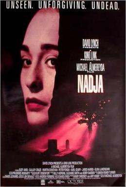 Nadja (1994) movie poster