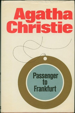 Passenger to Frankfurt First Edition Cover 1970.jpg