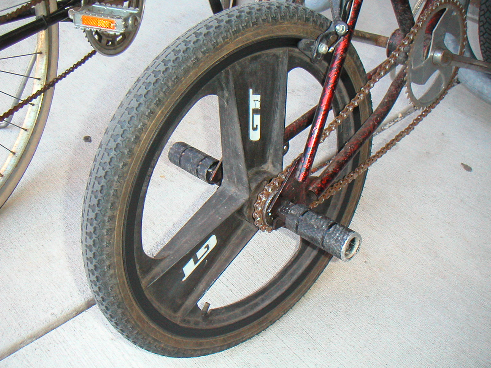 What 39 s the name of this type of wheel bike forums for Bicycle rims