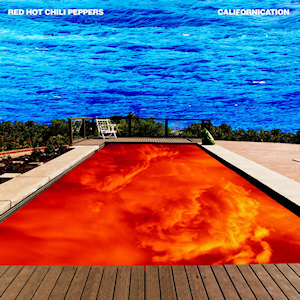 <i>Californication</i> (album) 1999 studio album by Red Hot Chili Peppers