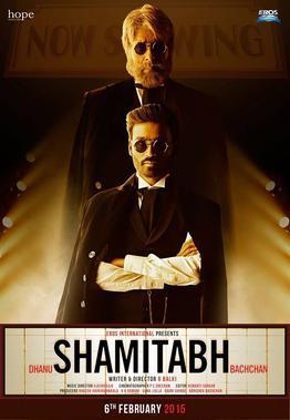 Shamitabh Wikipedia