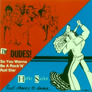 So You Wanna Be A Rock'n'Roll Star/Last Chance to Dance
