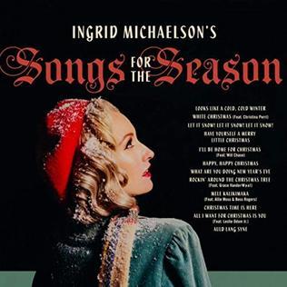 <i>Songs for the Season</i> 2018 studio album by Ingrid Michaelson
