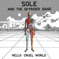 <i>Hello Cruel World</i> (Sole and the Skyrider Band album) 2011 studio album by Sole and the Skyrider Band