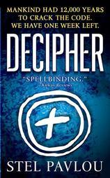 Decipher (novel) - Wikipedia