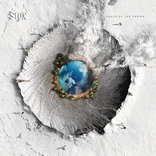 <i>Crash of the Crown</i> 2021 studio album by Styx