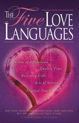 The Five Love Languages ~ Gary Chapman (2010, Paperback) VERY GOOD-