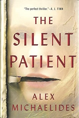 The Silent Patient - best thriller books all time
