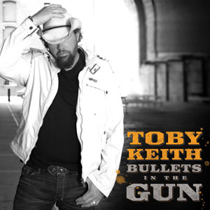 Bullets in the Gun (song) single by Toby Keith