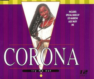 Try Me Out 1995 single by Corona