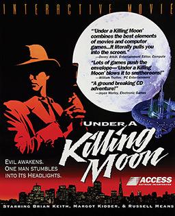<i>Under a Killing Moon</i> video game