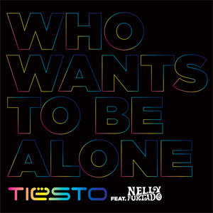 Tiësto featuring Nelly Furtado — Who Wants to Be Alone (studio acapella)