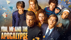 <i>You, Me and the Apocalypse</i> British-American science fiction comedy-drama miniseries