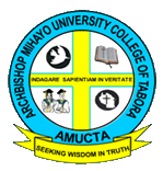 E%2fe9%2farchbishop mihayo university college of tabora logo