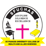 E%2fed%2fst. francis university college of health and allied sciences logo