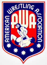 American Wrestling Association logo