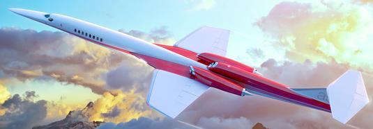Des supersoniques pour la prochaine décennie?? - Page 2 Aerion-as2_in-flight_lr