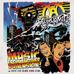 <i>Music from Another Dimension!</i> 2012 studio album by Aerosmith