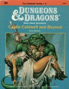 Cover of B9 Castle Caldwell and Beyond