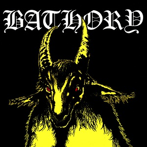 <i>Bathory</i> (album) 1984 studio album by Bathory