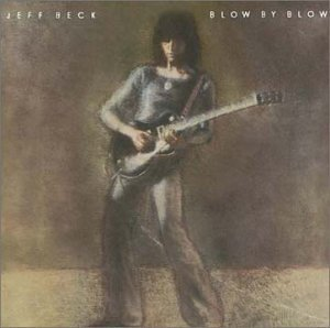 [Jeff Beck album cover: Blow by Blow]