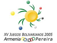 2005 Bolivarian Games A multi-sport event held between 12–21 August 2005 in Armenia and Pereira, Colombia,