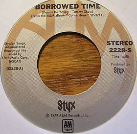 Borrowed Time (Styx song)