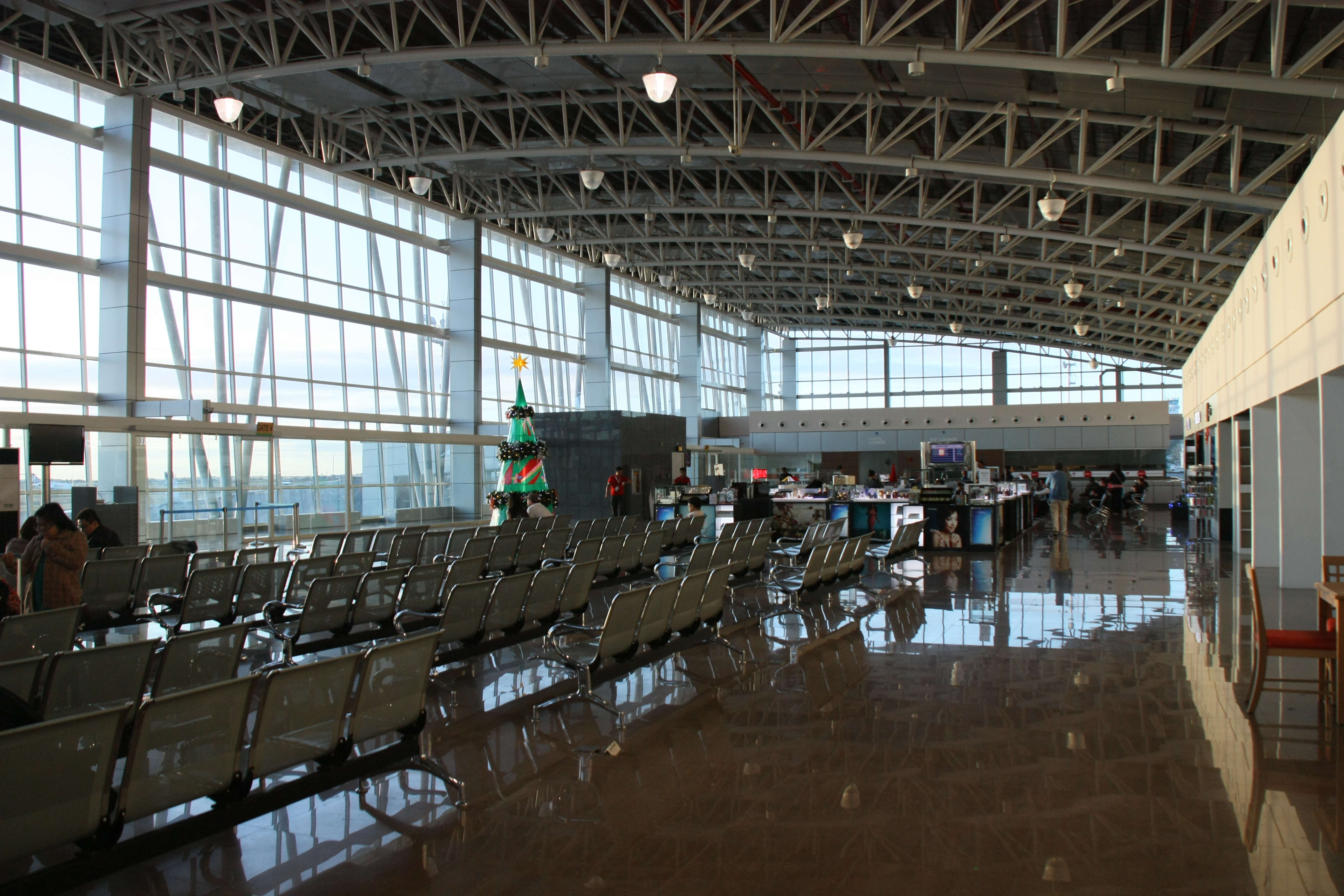 Clark International Airport  Wikipedia