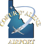 Coeur dAlene Airport airport in Idaho, United States of America