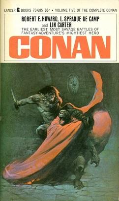 Conan collection