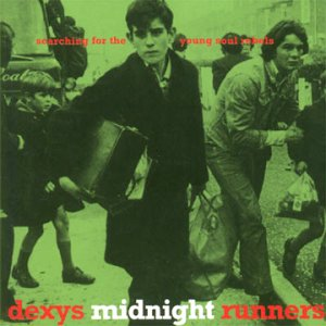 <i>Searching for the Young Soul Rebels</i> 1980 studio album by Dexys Midnight Runners