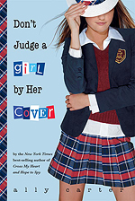 don t judge a girl by her cover sparknotes