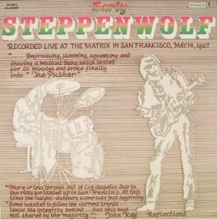<i>Early Steppenwolf</i> 1969 live album by Steppenwolf