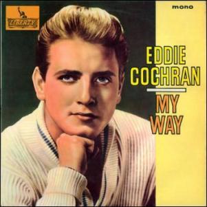 <i>My Way</i> (Eddie Cochran album) 1964 compilation album by Eddie Cochran