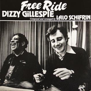 <i>Free Ride</i> (album) 1977 studio album by Dizzy Gillespie and Lalo Schifrin